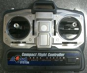 Compact Flight Contoller