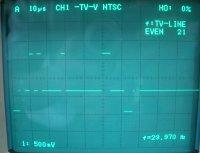 1回だけ録画可能(放送信号)